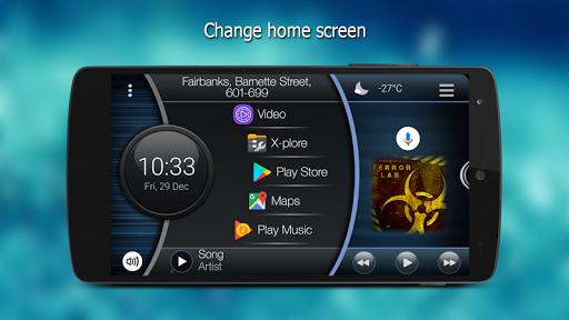 Car Launcher FREE 3.0.4.00 screenshots 2