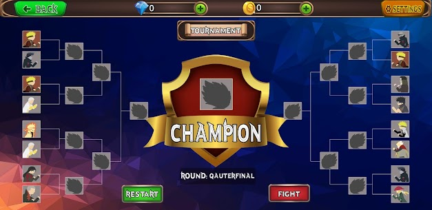 Stickman Dragon Shadow Fighter Mod Apk (UNLIMITED GOLD) 7