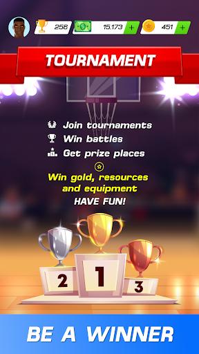 Basketball Clash: Slam Dunk Battle 2K'20 screenshots 14