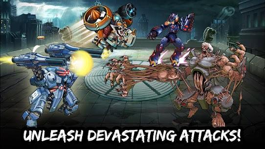 Descargar Mutants Genetic Gladiators APK (2021) {Último Android y IOS} 2