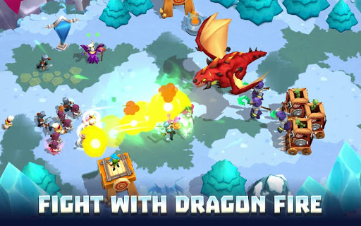 Summon Revolt: Magic Battle screenshots 10