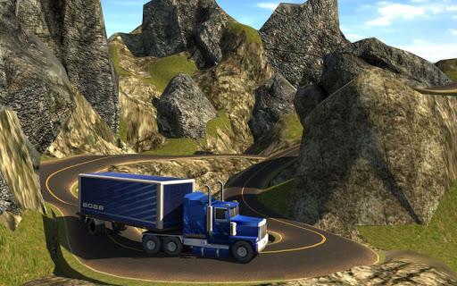 Truck Driver Free 1.2 Screenshots 3
