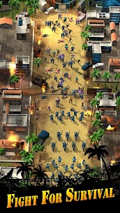 War Paradise: Lost Z Empire 5