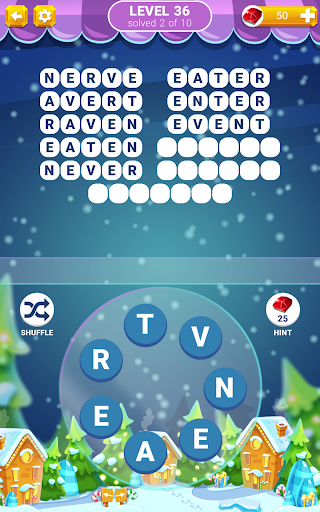 Word Connection: Puzzle Game  Screenshots 9