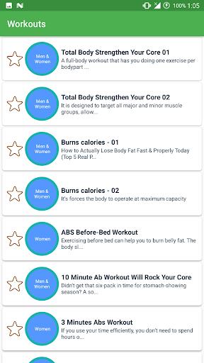 Fitness & Bodybuilding 1.7 Screenshots 6