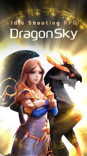 DragonSky : Idle & Merge Apkfinish screenshots 13