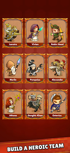 Mini War:Idle Tower Defense Varies with device screenshots 4