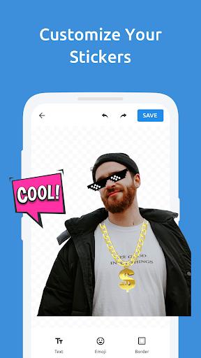 Sticker Maker for Telegram - Make Telegram Sticker screenshots 2