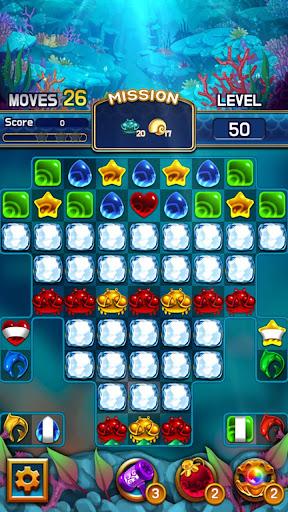 Jewel Abyss: Match3 puzzle 1.13.1 screenshots 22