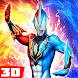Ultrafighter3D:Geed Legend Fighting Heroes