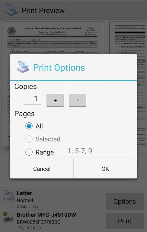 PrinterShare Mobile Print poster 4