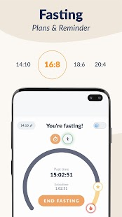 Fastic: Fasting App & Intermittent Fasting Tracker Screenshot