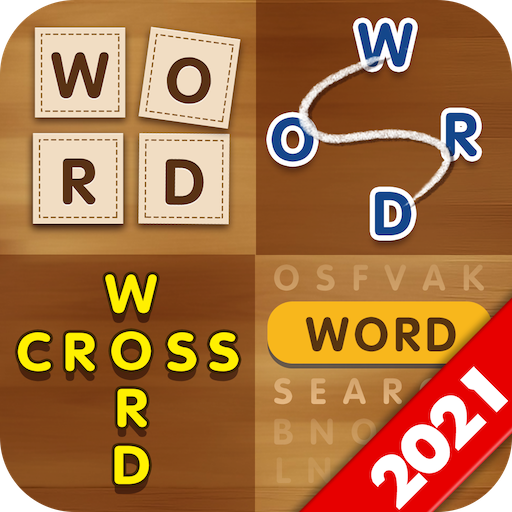 Word Games(Cross, Connect, Search)
