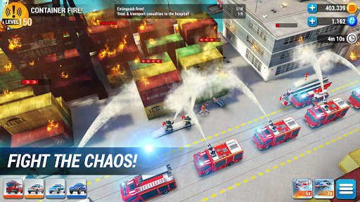 EMERGENCY HQ - free rescue strategy game 1.6.01 Screenshots 2