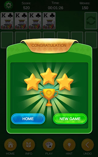 Spider Solitaire - Classic Solitaire Collection  screenshots 7