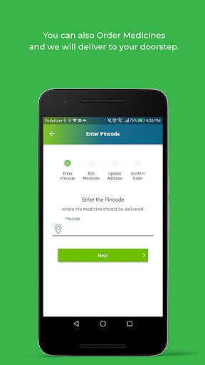 DocOnline - Online Doctor Consultation App modavailable screenshots 5
