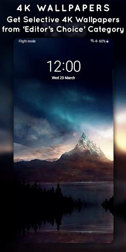 4K Wallpapers - Auto Wallpaper Changer 1.8.4 Screenshots 5