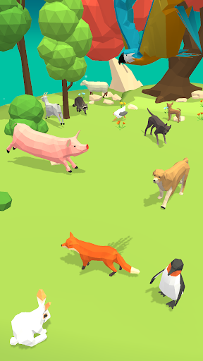 Merge Safari - Fantastic Animal Isle 1.0.86 screenshots 5