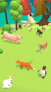 Merge Safari - Fantastic Animal Isle