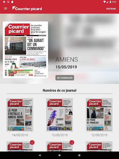 Courrier Picard : l'info locale, France et monde 5.19.2 screenshots 9