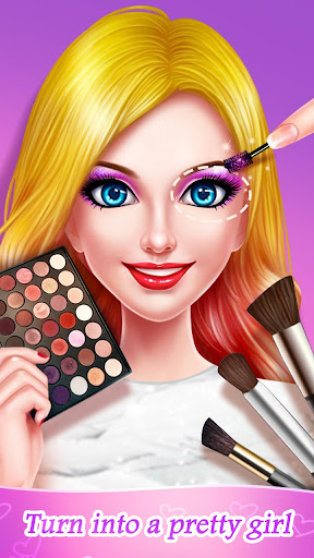 👩👠Top Model Salon - Beauty Contest Makeover 3.3.5038 screenshots 2