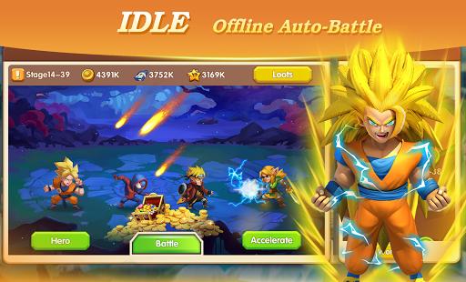 Télécharger AFK Immortal: Legend of Heroes-Idle RPG Games APK MOD (Astuce) screenshots 2