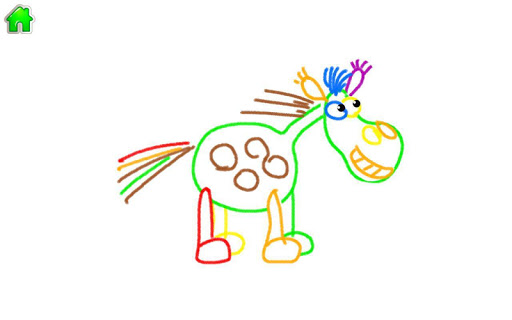 Old Macdonald had a farm ud83dude9c Drawing games for kids  Screenshots 24