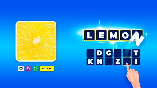 Zoom Quiz: Close Up Picture Game, Guess the Word 2.1.5 Screenshots 7