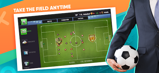 Top Squad - Football Manager 1.1.0 screenshots 1