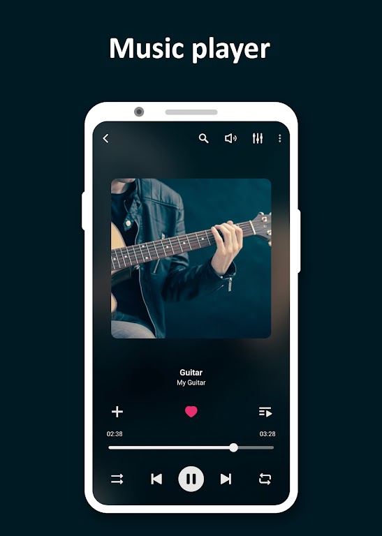 Music Player  poster 14