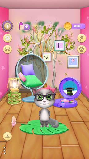 My Cat Lily 2 - Talking Virtual Pet 1.10.31 screenshots 12