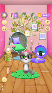 My Cat Lily 2 - Talking Virtual Pet Screenshot