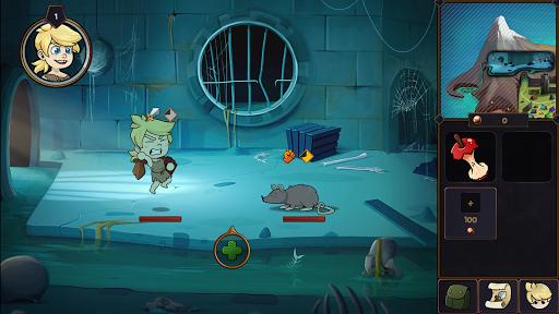 Hero Tale - Idle RPG 0.1.17 screenshots 1