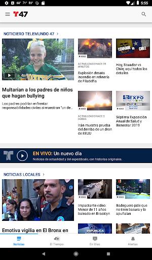 Telemundo 47 6.13 screenshots 16
