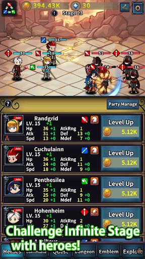 Rebirth Heroes  screenshots 2