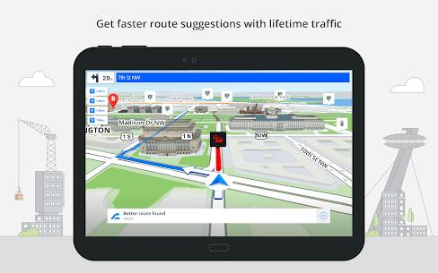 Sygic GPS Navigation & Offline Maps (MOD, Premium) v20.5.1 10