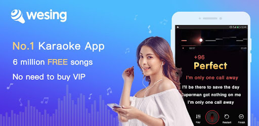 Wesing Sing Karaoke Free Videoke Recorder Apps On Google Play
