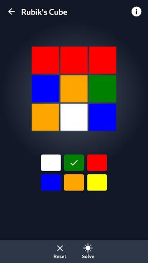 Cube Solver  screenshots 2
