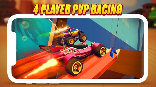 Télécharger Gratuit Nitro Jump Racing  APK MOD (Astuce)