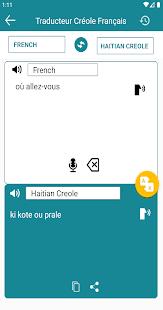 French Creole Translation