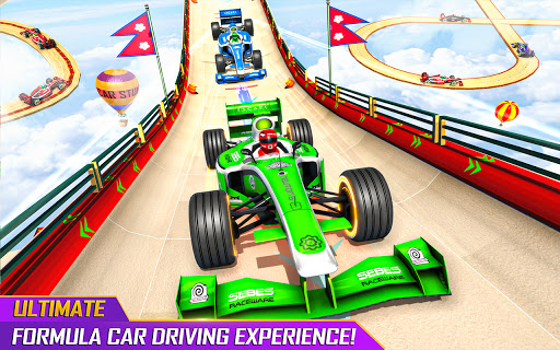 Formula Car Stunt Games: Mega Ramp Car Games 3d 1.6 screenshots 11