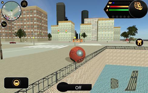 Robot Ball Mod Apk (Unlimited Money/God Mode) 4
