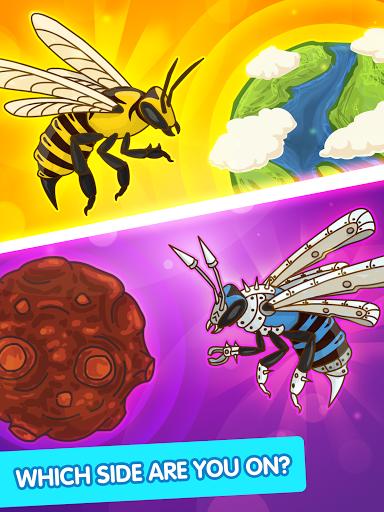 Angry Bee Evolution Apkfinish screenshots 12