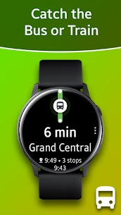 Navigation Pro: Google Maps Navi on Samsung Watch 3