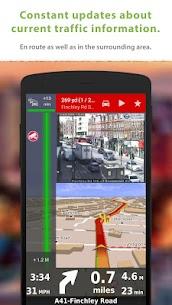 Dynavix Navigation, Traffic Information & Cameras 2