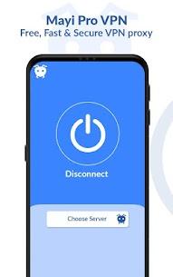 Mayi Pro VPN – Ads Free Vpn – Safe & Secure Vpn 2
