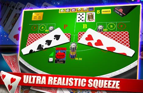 Dragon Ace Casino – Baccarat 2
