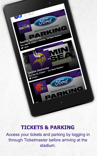 Minnesota Vikings Mobile android2mod screenshots 11