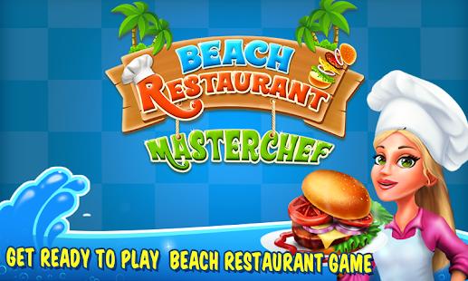 Beach Restaurant Master Chef 1.32 screenshots 1