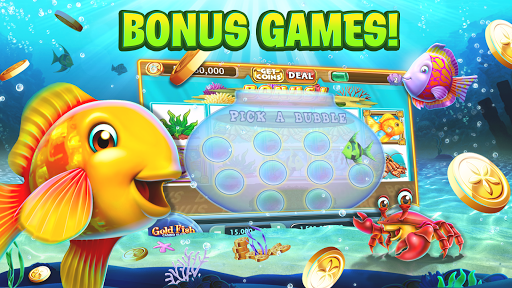 Gold Fish Casino Slots - FREE Slot Machine Games 25.12.00 screenshots 14